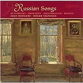Russian Songs - Joan Rodgers / Roger Vignoles (2004) - New and sealed