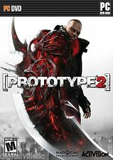 Prototype 2 PC Brand New Sealed