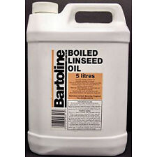Bartoline Boiled Linseed Oil 5L