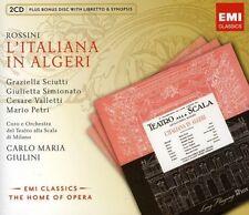 Rossini: L'Italiana in Algeri [1 disc] [5099994820423] New CD