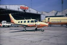 COURT LINE Piper navajo G-AYEI with BAC 111 G-AXMH  Luton Airport - 6 x 4 Print