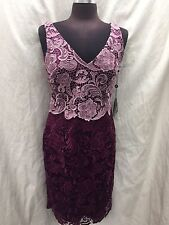 ADRIANNA PAPELL DRESS /NEW WITH TAG/SIZE 6/RETAIL$180/NORDSTORM DRESS/LACE