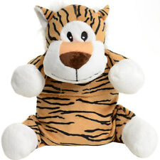 Microwave Wheat Warmer Hottie With Cute Tiger Cover Warm Hot Hugs With Lavender