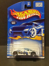 2001 Hot Wheels #62 Anime Series 2/4 Ford GT-90 : 50097