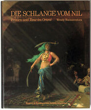 Serpent of the Nile, Women and dance in the Orient, book