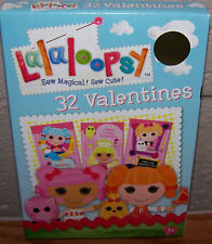 Valentines Day Cards (Box of 32) Lalaloopsy