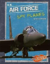 U.S. Air Force Spy Planes (Blazers--Military Vehicles)-ExLibrary