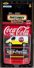 Matchbox Coca-Cola Collectibles 1955 Ford Transit Van MOC