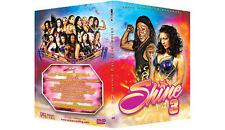Official Shine Volume 3 Female Wrestling DVD