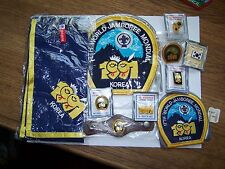 1991 World Jamboree Set