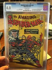 The Amazing Spider-Man #25, CGC 4.0