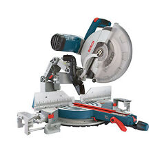 """Bosch 12"""" Dual-Bevel Glide Miter Saw GCM12SD Reconditioned"""