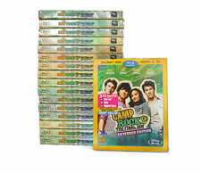 18 CAMP ROCK 2 The Final Jam EXTENDED EDITION 3 Disc Combo Pack JONAS BROTHERS
