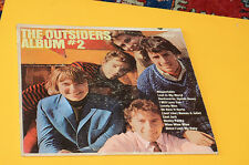 THE OUTSIDERS LP ALBUM 2 ORIG USA SOLO COPERTINA SENZA DISCO ONLY COVER NOT RECO