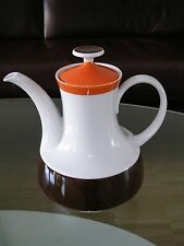 Eschenbach Bavaria Germany Kaffeekanne Coffee Pot Dekor 70er Seventies Pop-Art