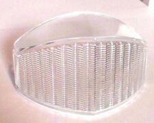 Ford Pickup Truck Parking Lamp Lens - Clear Plastic 1953-1954