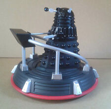 """DOCTOR WHO - BLACK DALEK + HOVERMOUNT VEHICLE - 3.75"""" Action Figure - new loose"""