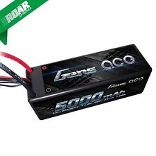 Gens Ace 4S 5000mAh 14.8V 50C/100C Lipo Battery For 1/8 venom RC8 losi hpi