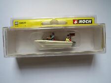 MODEL RAILWAYS - NEW BOXED HO GAUGE NOCH 16820 MOTORBOAT SCALE 1/87