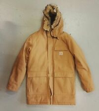 Carhartt WIP Siberian Parka, Hamilton Brown Rigid, XL *special offer*