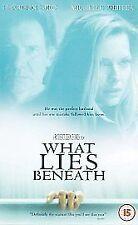 What Lies Beneath (VHS/SUR, 2001)