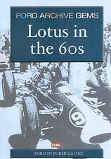 Ford Archive Gems: Lotus in the 60's (DVD, 2014)