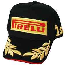 Pirelli Podium Cap - Formula One - New - Moto Gp - F1 - Black