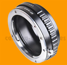Aperture Control Sony A MA AF Alpha lens to Micro Four Thirds m4/3 mount adapter