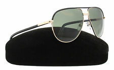 New Tom Ford Sunglasses Men Aviator Polarized TF 285 Black 01J Cole 61mm