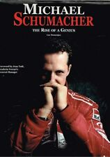 Michael Schumacher - The Rise Of A Genius by Lue Domenjoz (Hardback)