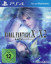 Final Fantasy X / X-2 | NEU & OVP | PlayStation 4 | PS4 | Spiel |
