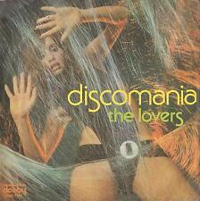 DISCO 45 Giri  The Lovers - Discomania