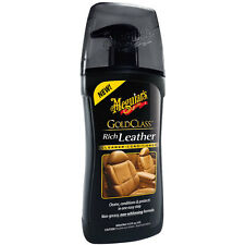 TRATTAMENTO PELLE IN GEL GOLD CLASS RICH LEATHER MEGUIAR'S 400ML - COD. G17914EU