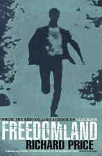 Richard Price Freedomland Very Good Book