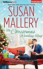 The Christmas Wedding Ring by Susan Mallery (2015, CD, Unabridged)