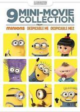 Illumination 9 Mini-Movie Collection DVD, 2016 from Minions & Despicable Me 1/2