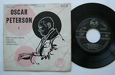 EP Oscar Peterson - Sweet Georgia Brown / Poor Butterfly - RCA Standard