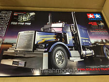 Tamiya 56344 1/14 Scale EP RC Tractor Truck Grand Hauler 6x4 Assembly Kit Set