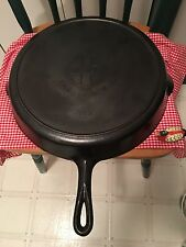 Cast Iron Griswold Skillet, #14, Large Slant Letter Logo, A Collector's Treasure