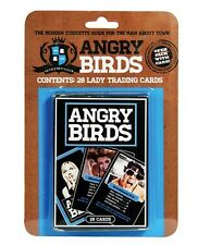 JOB LOT Angry Birds Lady Trading Cards Game - Adult Stag Night Fun x 500