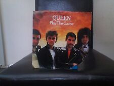 Queen Play The Game Vinyl Record