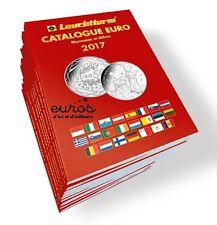 Catalogue de cotation des Monnaies Euro et Billets de 1999 à 2017 - Neuf