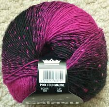 50g Galaxy Double Knitting Knitting Wool Multi Colour Sequin Yarn King Cole