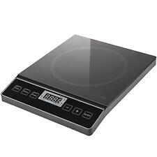 Chefu0027s Star 1800w Portable Induction Cooktop Countertop Burner   120v / 60hz
