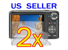 2x Canon PowerShot SX260 HS Camera LCD Screen Protector Cover Guard Shield Film