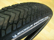 MICHELIN PROTEK CROSS 26 x 1.85 MTB ROAD BIKE HYBRID TYRE REFLECTIVE 87 PSI