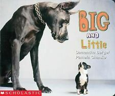 Big And Little (My First Library) by Scholastic