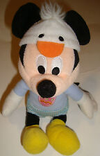 Disney Mickey Mouse Easter Duck Egg Plush Stuffed Animal Toy Chick 9""