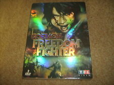 DVD GOEMON THE FREEDOM FIGHTER édition 2 DVD avec Sur-Etui - VF VOSTFR - TBE