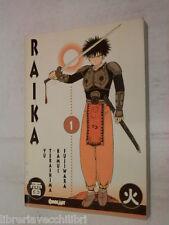 RAIKA Cronache dall antico Giappone Yu Terashima Kamui Fujiwara Pierluigi Gaspa